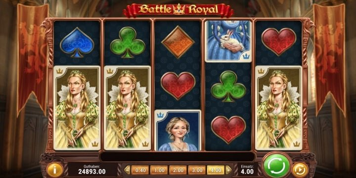Spiele Battle Royal (PlayN Go) - Video Slots Online