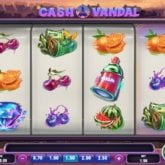 Cash Vandal Video-Slot von Play´n Go