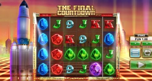 Video-Slot The Final Countdown Big Time Gaming