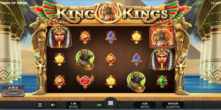 Slot King of Kings Relax Gaming