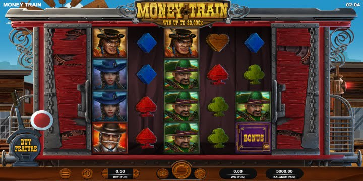 Money Train Slot