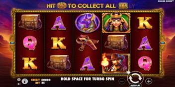 Slot John Hunter and the Tomb of the Scarab Queen Pragmatic Play