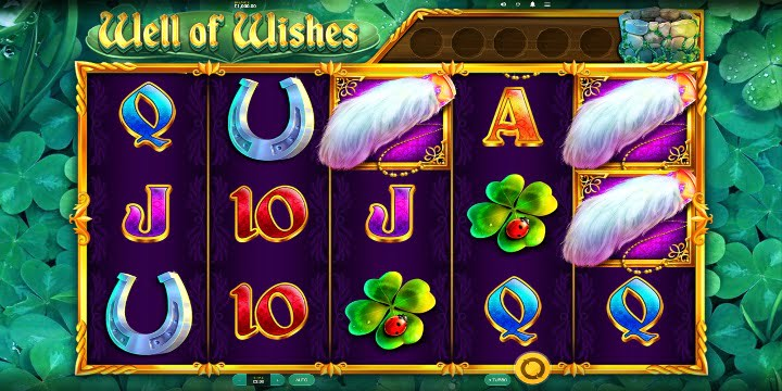 Well of Wishes Slot von Red Tiger