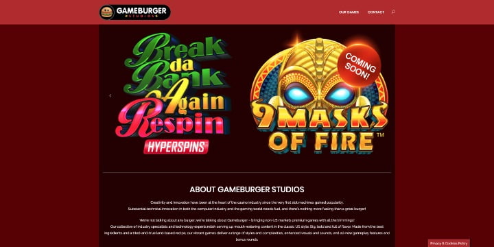 9 Masks of Fire Slot von Microgaming