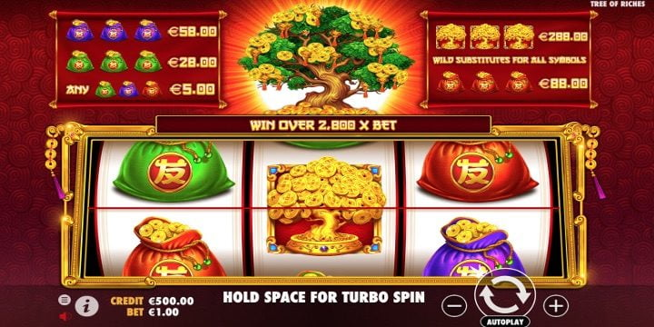 Slot Tree of Riches Pragmatic Play