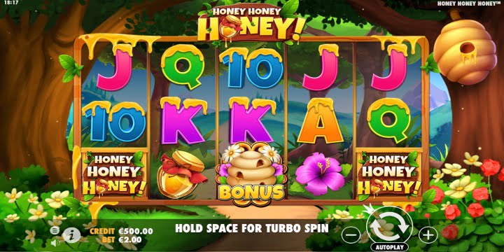 Slot Honey Honey Honey Pragmatic Play