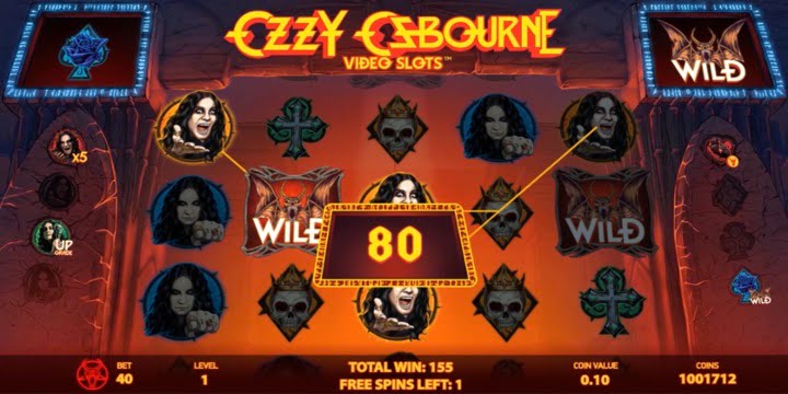 Slot Ozzy Osbourne Net Entertainment