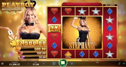 Slot Playboy Gold Jackpots Triple Edge Studios