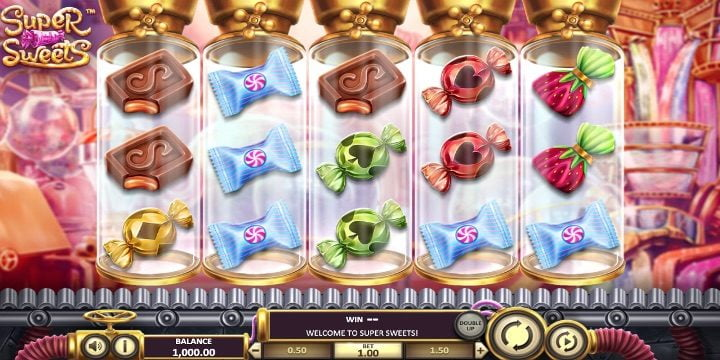 Slot Super Sweets BetSoft