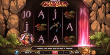 Fortunes of Ali Baba Slot Play'n Go