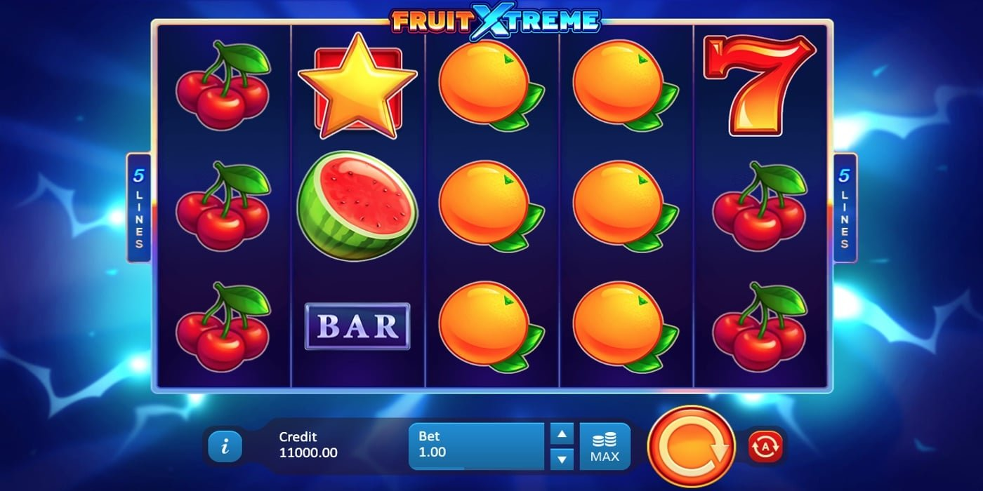Fruit Xtreme Slot Playson