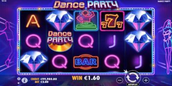 Dance Party Slot Pragmatic Play