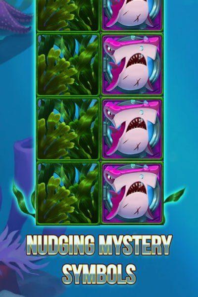 Razor Shark Nudging Mystery