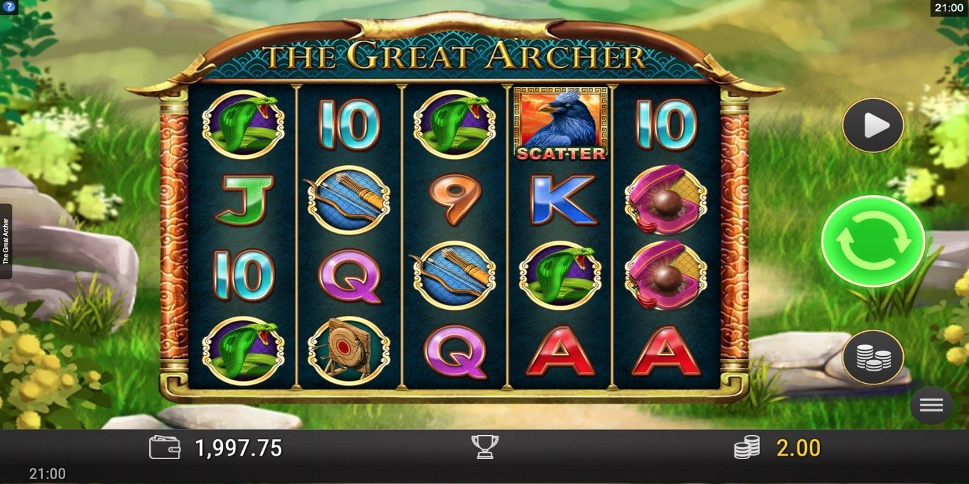 Spiele The Great Archer - Video Slots Online