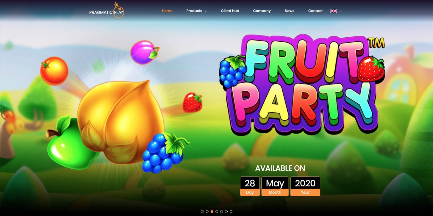Fruit Party Slot Pragmatic Play