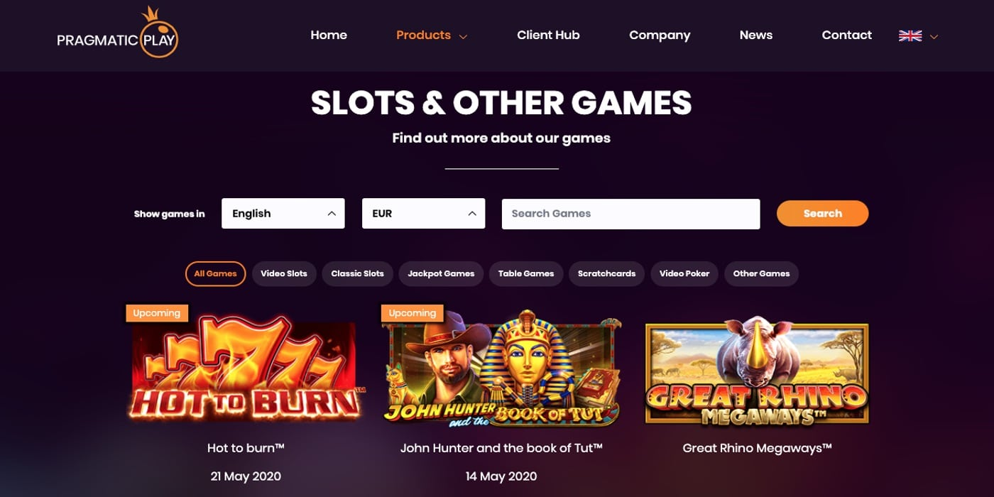 Hot to Burn Slot Pragmatic Play