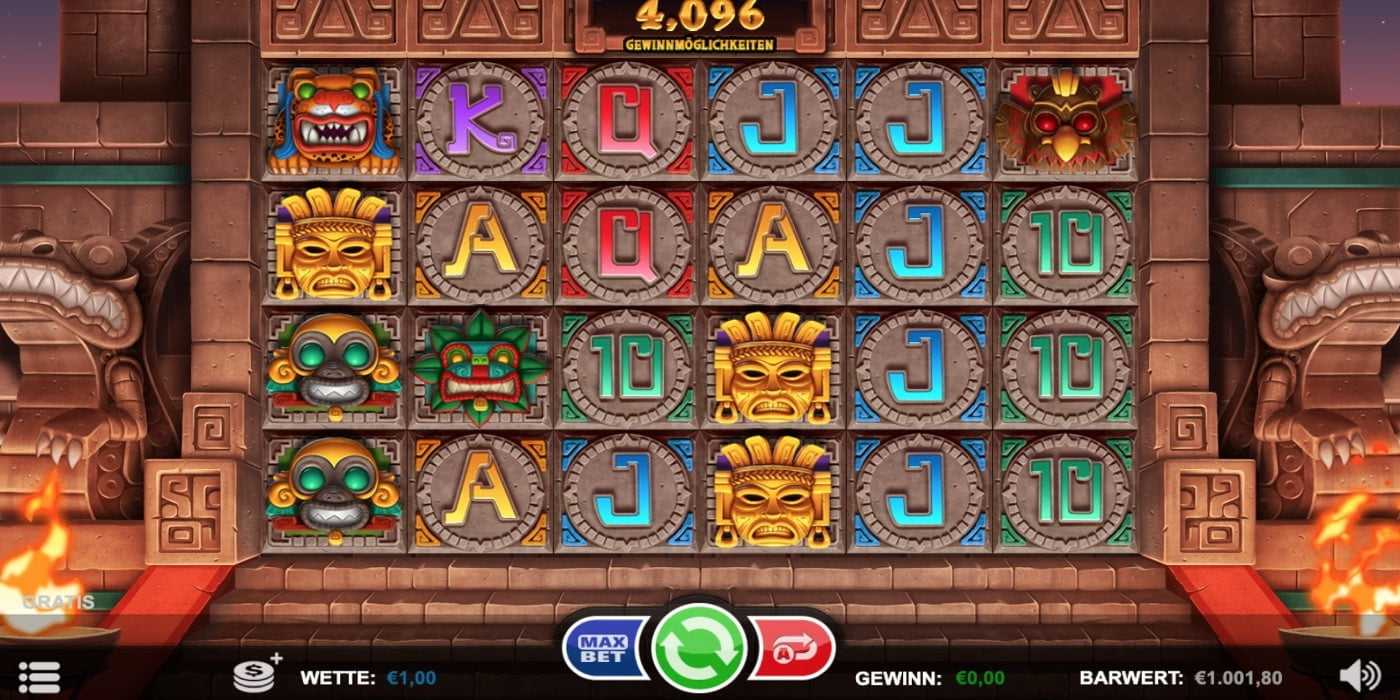 Lost City of Gold Slot Betsson
