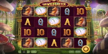 The Wild Hatter Slot Red Tiger