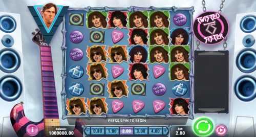 Twisted Sister Slot Play'n Go