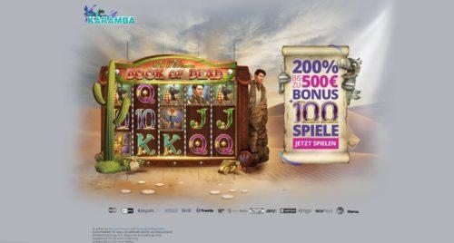 Bonus Karamba Slots