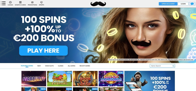 Home Mr Play Casino