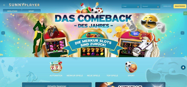 Home Sunnyplayer Casino