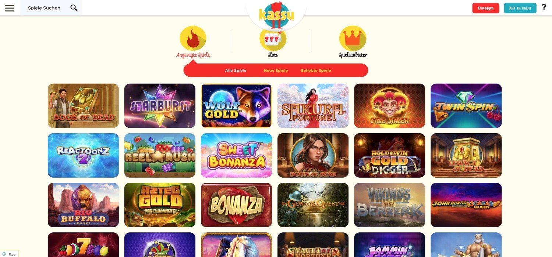 Slots Kassu Casino