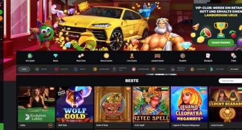 Betamo Casino Bonus