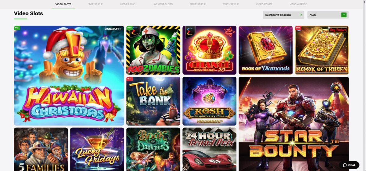 Zodiac Bet Casino Slots