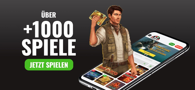 Zodiac Bet Casino viele Slots