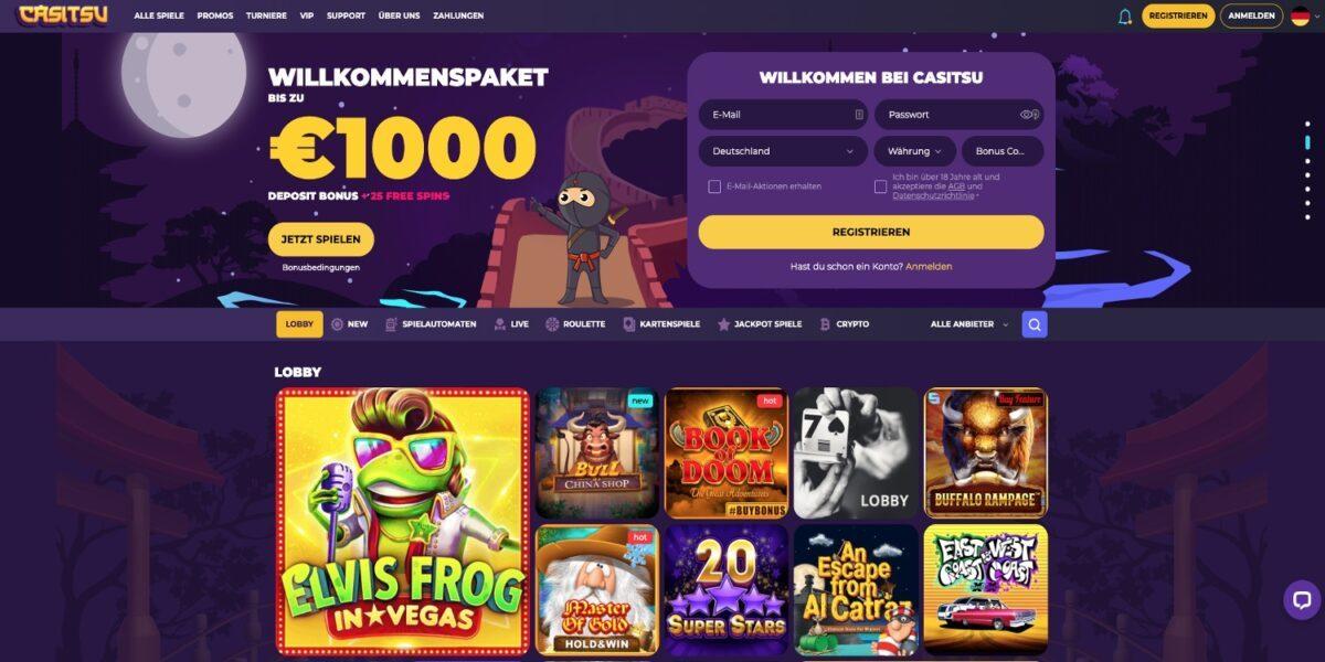 Casitsu Casino Bonus