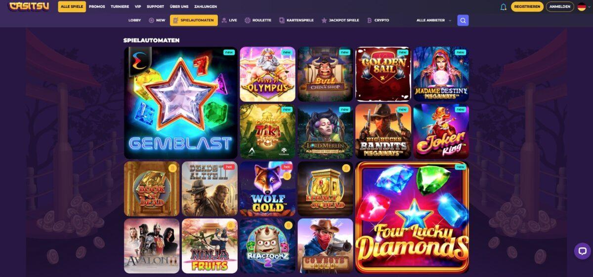 Casitsu Casino Slots